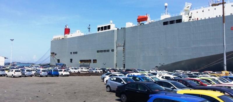 Penghantaran yang efisien dengan kapasiti 8400 unit setiap pelayaran