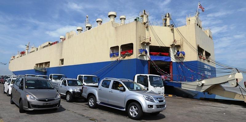 Kami berpengalaman mengendalikan penghantaran pelbagai jenis kenderaan