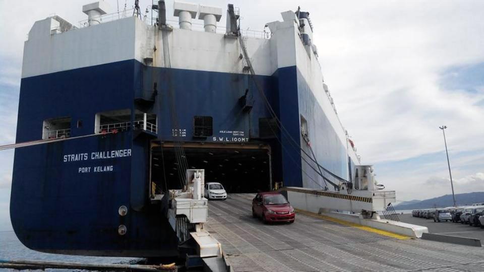 MV Straits Challenger